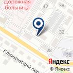 Компания Аптечная сеть на карте