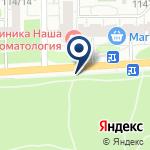 Компания Власта на карте