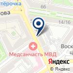 Компания Медика-Сервис на карте