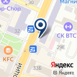 Компания Эс Класс Клиник Воронеж на карте