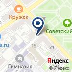 Компания Аква-фитнес-студия Елены Гребенниковой на карте
