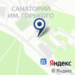 Компания Клинический санаторий им. Горького на карте
