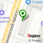 Местоположение компании Воронежское похоронное бюро