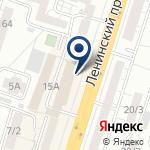 Компания Торгово-промышленное оборудование на карте