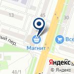 Компания Ломпром Воронеж на карте