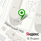 Местоположение компании Левобережное