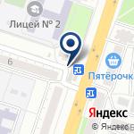 Компания Постригалкин на карте