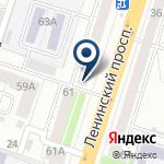 Компания Bis на карте