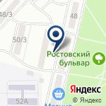 Компания Идея на карте