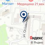 Компания Стройпошсервис на карте