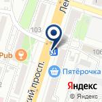 Компания Дантист-М на карте