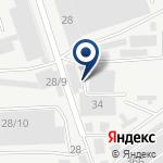 Компания РАКАС-В на карте