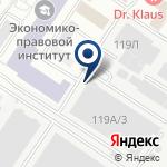 Компания Мега-ойл на карте