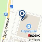 Компания ТоргМаг на карте