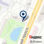 Компания СОЛЬ+ на карте