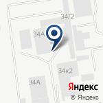Компания Митакс на карте