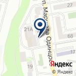 Компания Стоматологическая дорожная поликлиника на карте