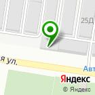 Местоположение компании Гефест