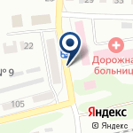 Компания Дорожная клиническая больница на ст. Воронеж-1 на карте