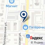 Компания Энкор-Инструмент на Электровозной на карте