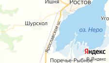 Гостиницы города Львы на карте
