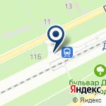 Компания Сомовская на карте