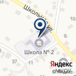 Компания Новоусманская средняя общеобразовательная школа №2 на карте