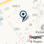 Компания Татьяна и АС на карте