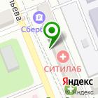 Местоположение компании Азовское экспертное бюро