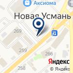 Компания Строй материалы на карте