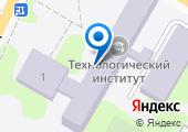 Азовский технологический институт на карте