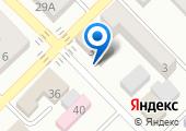 Донская устьевая гидрометеорологическая станция на карте