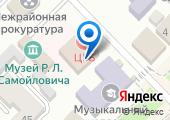 Белгоросс на карте