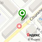 Местоположение компании Орбита, КПК