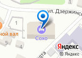 Soho Grand Hotel на карте
