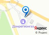 АЗС на ул. Кооперативная (г. Азов) на карте