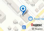Азимут Принт на карте