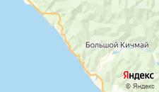 Гостиницы города Зубова Щель на карте