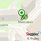 Местоположение компании Водомат