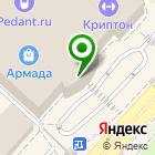 Местоположение компании Лингва