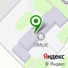 Местоположение компании Липецкий машиностроительный колледж