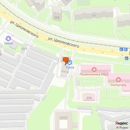 Циолковского ул., 18А
