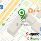 Местоположение компании Магазин канцтоваров и товаров для детского творчества на проспекте Победы