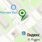Местоположение компании Киоск по продаже яиц и рыбы