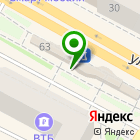 Местоположение компании КАПИТАЛ ИНВЕСТ, КПК