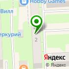 Местоположение компании Адвокатский кабинет Барановой Е.П.