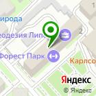 Местоположение компании Адвокатское бюро №1