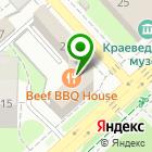 Местоположение компании Адвокатские кабинеты Локтева С.А. и Фурсова А.Е.