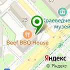 Местоположение компании Бухгалтер Проф Липецк