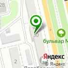 Местоположение компании Адвокатский кабинет Бамбурова С.А.